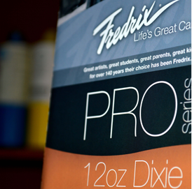 Fredrix Pro Dixie Canvas Kit 72X72