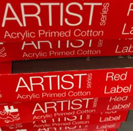 TARA//FREDRIX 3224 ARTIST SERIES CANVAS PANELS//BOARDS 24X36 2 PER PACK