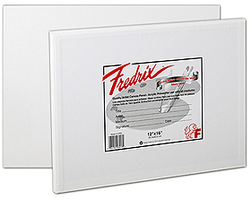 artist series fredrix canvas panels dozens