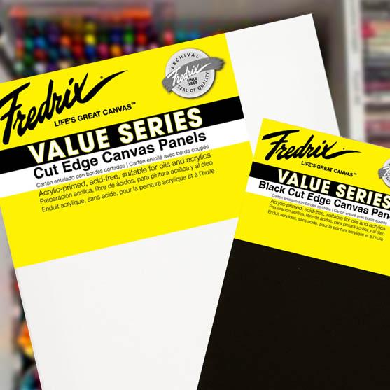 b06021b459a Value Series – Fredrix Artist Canvas
