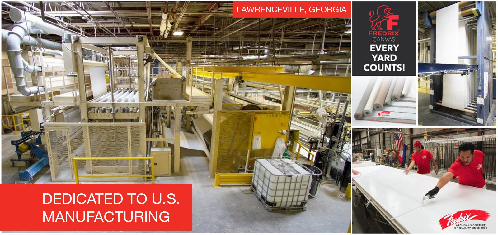 About us Company pic-US MFG